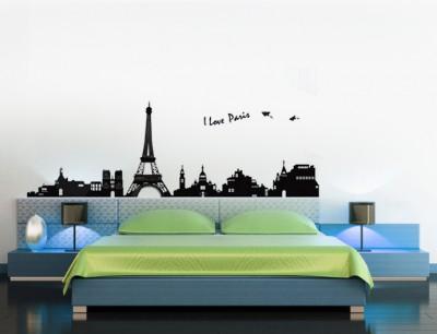 Paryžius - lipdukas