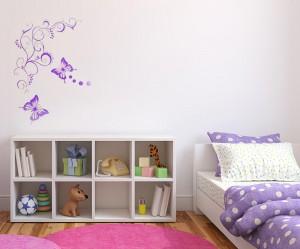 Violetiniai drugeliai