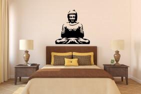 Buda - sienų lipdukai