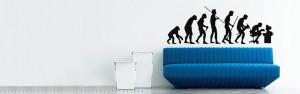 Lipdukas - Evoliucija