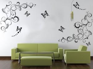Tatto ant sienos