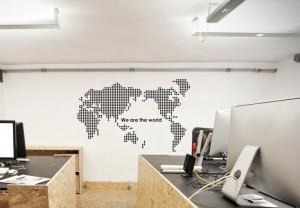 Sienos žemėlapis