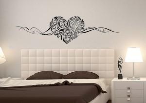 Miegamojo sienų lipdukai