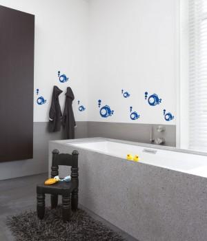 vonios plytelių lipdukai