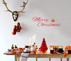 Lipdukas sienoms - Kalėdoms