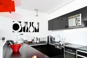 Lipdukai virtuvės sienoms